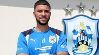 Burnley buy Nahki Wells from Huddersfield