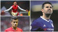 Sancheaz, Costa and Coutinho among those in spotlight on transfer deadline day