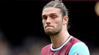 Serial thief convicted of trying to rob Andy Carroll's £22k watch