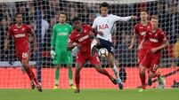 Tottenham held to 'frustrating' draw at Wembley with Swansea