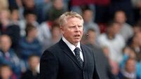 Sammy Lee exits Crystal Palace in backroom shake-up
