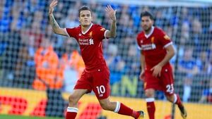 Philippe Coutinho inspires Liverpool to win at Leicester