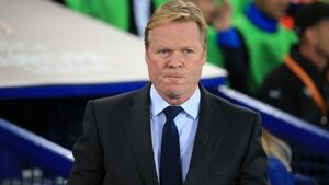 Ronald Koeman accuses his Everton players of being 'scared' to play