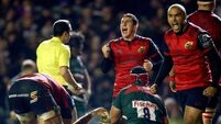 Match in 60 seconds: Munster break Leicester hearts to top Champions Cup pool
