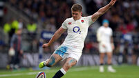 Owen Farrell recalled for England clash with Australia