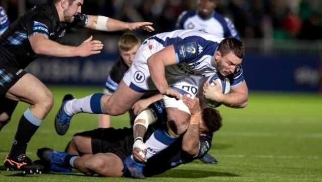 Montpellier complete back-to-back wins over Glasgow to keep up qualifying hopes