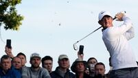 McIlroy eight shots off the pace at British Masters