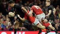 Wales v New Zealand - Autumn International - Principality Stadium