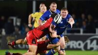 Leinster seal victory over Edinburgh