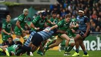 Connacht get beat at home as Cardiff get their first win of the season