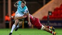 Scarlets survive scare from Connacht with bonus-point victory