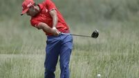 Sergio Garcia in contention after first round of Australian PGA Championship