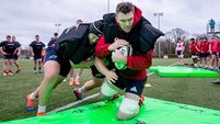 Rowntree happy to be filling big boots left at Munster by Flannery