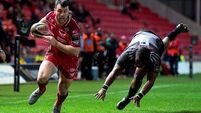 Scarlets swat Southern Kings aside with six-try salvo