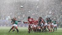 IRFU apologise to Wales over cold showers after Six Nations match
