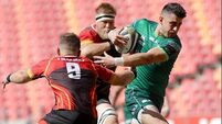 Connacht topple Southern Kings despite Peter Robb's early red card