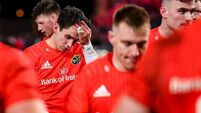 Joey Carbery ruled out for rest of the season