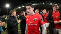 Farrell not ruling Carbery out of Aussie tour