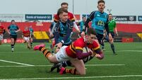 Christians go direct route to Senior Cup semis with impressive turnaround against Castletroy