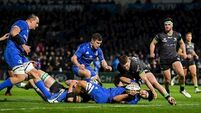 New Year but nothing different about magnificent Leinster