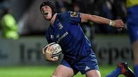 Leinster hat-trick hero Ryan Baird called into Ireland squad