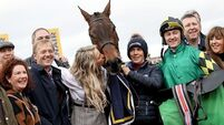'50-1 was a massive price': Oscar-winning performance in Stayers' Hurdle