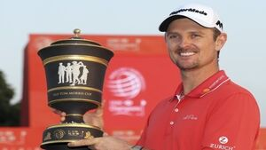 Justin Rose pulls huge comeback to win World Golf Championships
