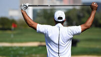 Tiger Woods 'making progress' in latest injury update