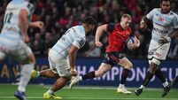 Late penalty helps Racing overcome Munster in thrilling clash