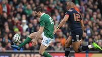 Ireland doing even more analysis as they 'go into the unknown', says Sexton