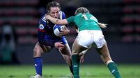 French women demolish Ireland in stunning 24 point Six Nations victory