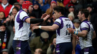 Scotland claw their way to victory over winless France