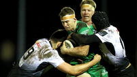 Zebre stun sloppy Connacht to claim historic victory