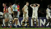 Wasps' European hopes all but finished; Alan Gaffney's Northampton beat Clermont