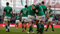 Ireland unbeaten record maintained after ten point defeat of Wales