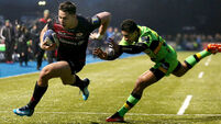 Champions Saracens hoping for results to go their way; Clermont through to quarter-finals