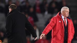 All Blacks coach Steve Hansen hits out at Gatland saying 'If you hate coaching, don't do it'