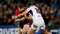 Munster's Sam Arnold issued with three-week ban