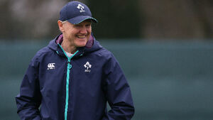 Joe Schmidt: There is 'a degree of excitement' around our young squad