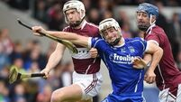 Here's how the county hurling and football finals finished today