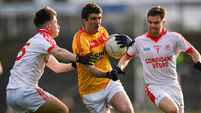 Ballintubber v Castlebar Mitchels - Mayo County Senior Football Championship Final