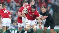 Coaching shortcomings cost Lions series win over All-Blacks says Sean O'Brien