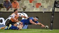 Leinster suffer their first loss of the PRO14 season with defeat to Cheetahs