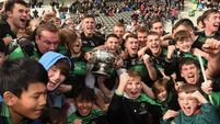 St Finbarr's and Nemo Rangers produced a stirring tribute to Kevin McTernan's legacy