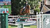 Denis Lynch and Cian O'Connor cap remarkable week for Ireland at the Dublin Horse Show