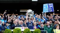 3 in a row; Dublin narrowly beat Mayo in All-Ireland final