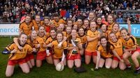 Dunboyne claim All-Ireland intermediate Ladies Club Football title by slimmest of margins