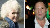 Fionnula Flanagan describes Weinstein behaviour as 'open secret'