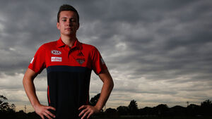 Irish footballer's 'kick-to-kick' causes rules confusion in Aussie Rules