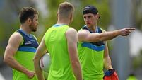 Ireland have double injury concern ahead of opening International Rules test